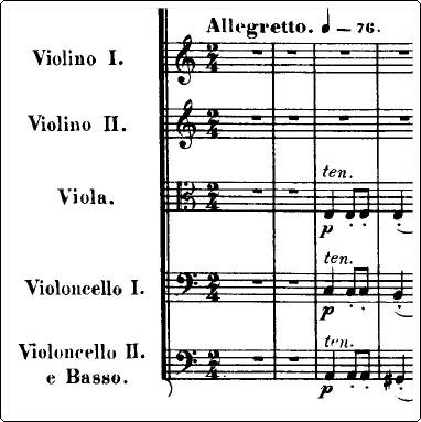 Septième symphonie de Beethoven