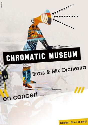 Orchestre de cuivres mélangé à de l'électro : L'électrobrass du Chromatic Muséum