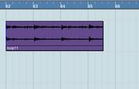 Travailler sur les boucles de percussions pour les intégrer au mix orchestral