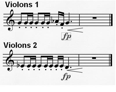 notes dans Finale